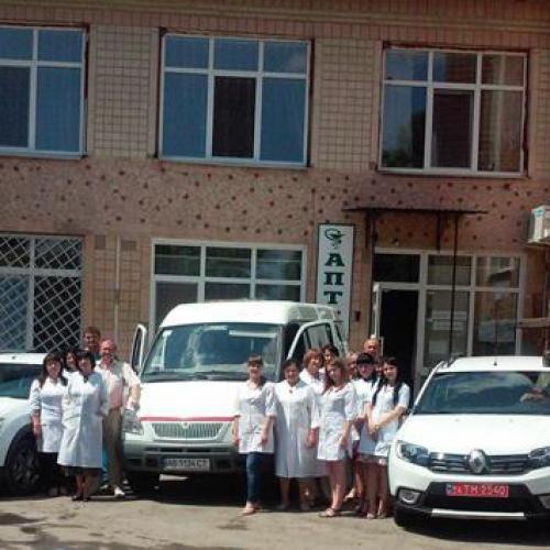 Покращення первинної ланки охорони здоров'я в громадах: приклад Немирівської міської ОТГ